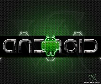 Android Wallpaper 2 by LilFlac3