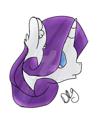 Rarity by DrgPie