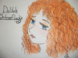Dalilah Colored by Ale-L