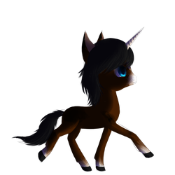Billy the Ugly Unicorn by Saige199
