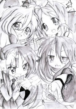 Lucky star by God-Given-25
