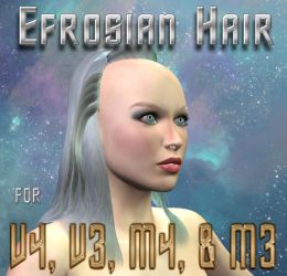 Efrosian Hair Revised by mylochka