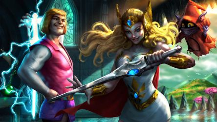 She-ra by suley-man