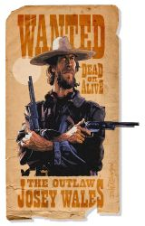 Josey Wales by wooden-horse