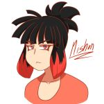 Mishon (AKA: Mean-chan from BRN) by Help3r