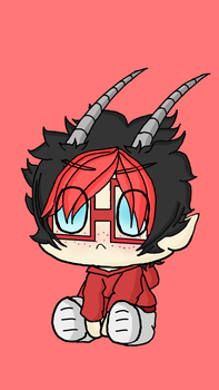 Chibi Kyler (I think that's how you spell it) by ShadowDragonX1983