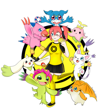 digimon cyber sleuth how to change personality