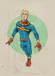 Miracleman by jonpinto