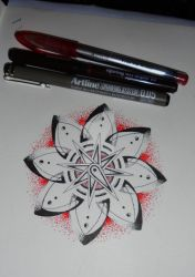 Mandala design #5 by MadPorcupine