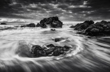Moods Of The Pacific by DrewHopper