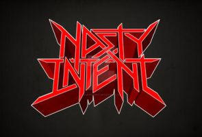 Nasty Intent  logo by Chris Horst by chrisahorst