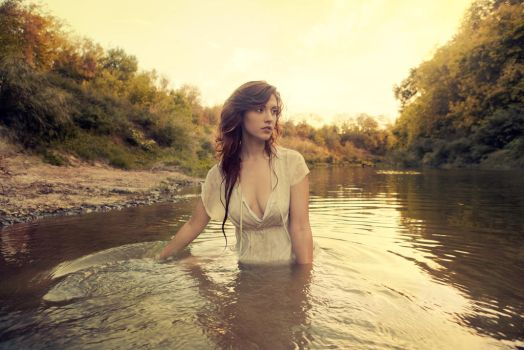Siren of the Water by igaboo