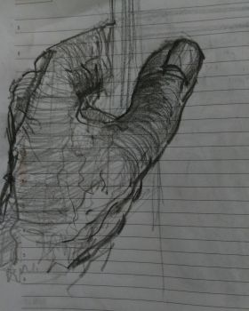 Hand  by Swarn22