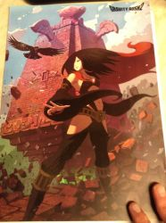 Gravity Rush 2 Poster Picture by DazzyADeviant