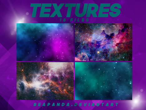 Textures 051 // Galaxy by BEAPANDA