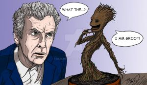 Dr. Groot by darlinginc