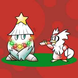 Fandom-cember 5: Pokemon by DummyHeart