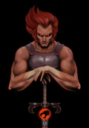 Lord Of The Thundercats [Repainted] by HectorBetancur