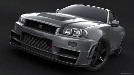 R34 Ztune by Short-Fuse