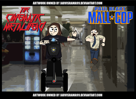PAUL BLART MALL COP REVIEW TCARD by Jarvisrama99