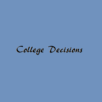 College Decisions by cutekahu