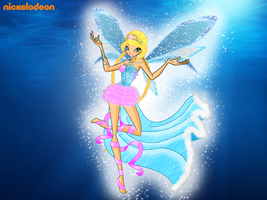 Janet: 'I'm a Harmonix fairy now!' by CharmedWings