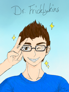 Dr. Fricklykins by MiraclePemberton