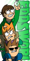 Vertical Banner by eddsworld