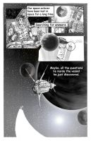 Pg1 Space explorer Comic Book by Husef Aritags by hartigas