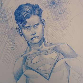 super boy by vitorzago