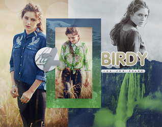 Photopack 831 // Birdy by HQSource