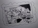 The Simpsons by SecretName1010