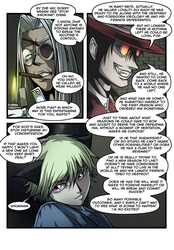 Excidium Chapter 9: Page 21 by RobertFiddler