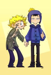 Tweek n Craig by s0s2