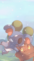 Daily Series II - Day 0002 - Nekkoara | Komala