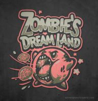 Zombie's Dreamland by Winter-artwork