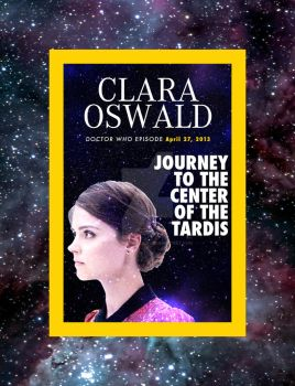 Clara Oswald on Nat Geo by VulpesvulpesLady