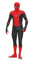 Spider-Man  Far from Home shield suit ? PNG by Metropolis-Hero1125