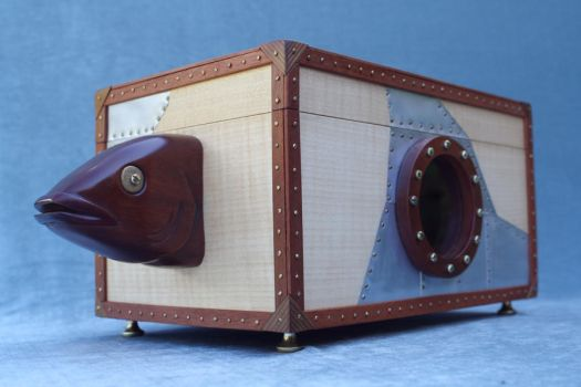Fish box by Mike56au
