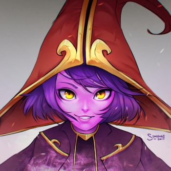 Lulu by simoneferriero