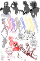 Too much Hachis by DrawerMich