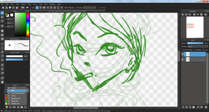 Winx Club WIP by Musa-Eyre