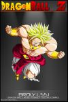 Dragon Ball Z - Broly LSSJ OV by DBCProject