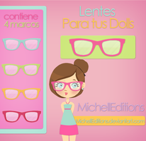 Lentes.Png by MichellEditions