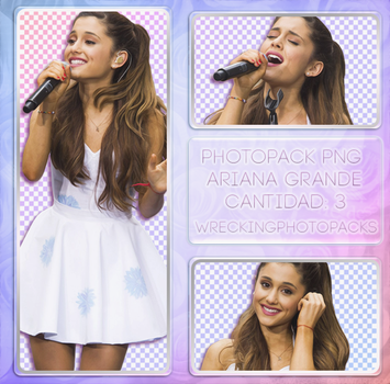 Png Pack 058 - Ariana Grande by southsidepngs