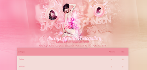 Dakota Johnson CPG Theme by cherryproductionsorg