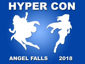 Hyper Con 2018 Poster by hotrod5