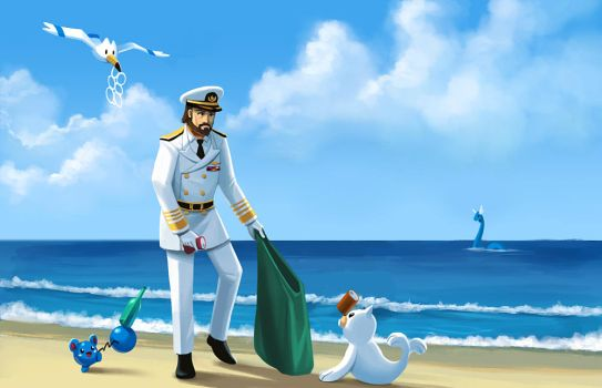 [PTS] Beach Cleaning by arkeis-andor