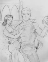 Flash Gordon WIP by McNolo