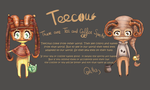 New Species TEECOUs ! ^^ by OrnellaDallarth